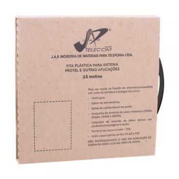 FITA PLASTICA 12MM (CAIXA COM 30 PEÇAS)
